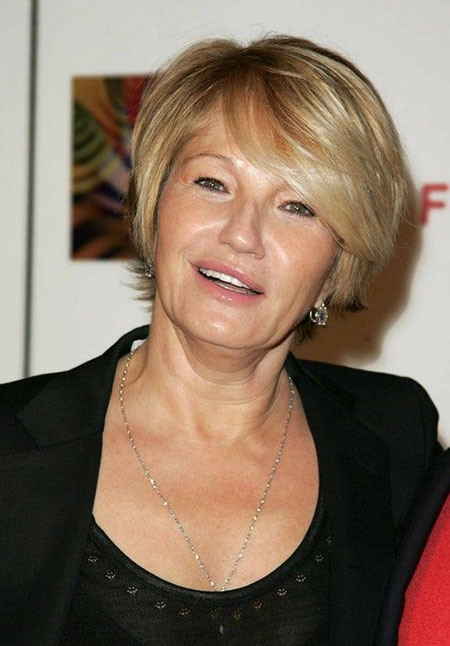 Older Women Short Hair Cuts