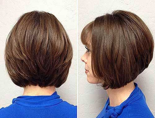 Best Pictures Of Layered Bob Haircuts