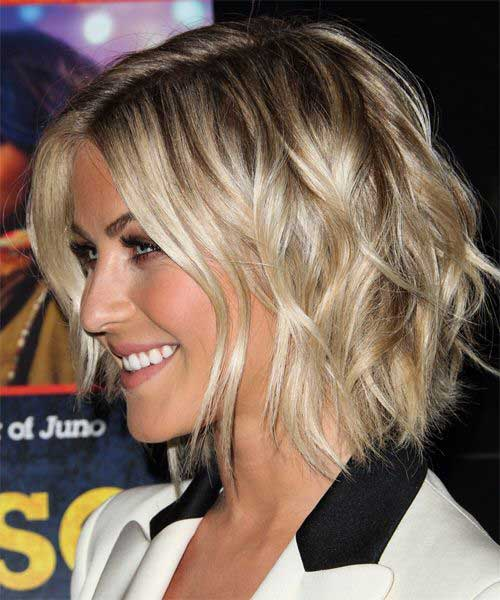 Popular Messy Bob Haircuts