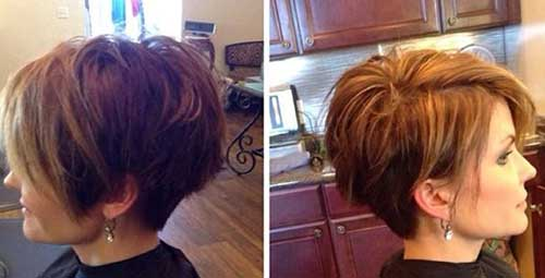 Best Short Layered Pixie Haircuts