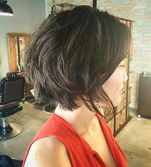 Short Layered Haircuts 2018 - 24