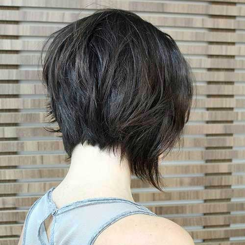 Cute Short Haircuts for Girls-6
