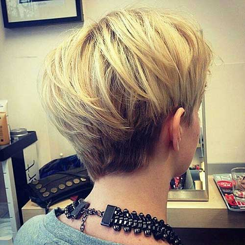 Short Layered Hairstyles - 27