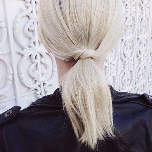Cute And Easy Hairstyles For Short Hair-8