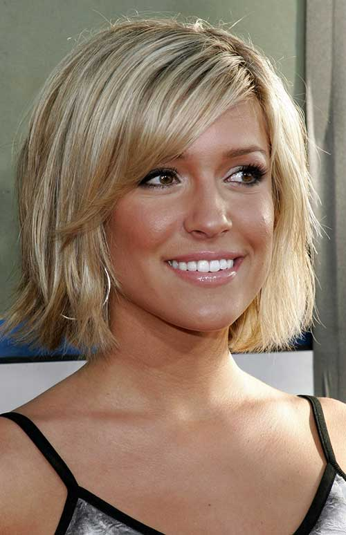 Bob Haircuts for Round Faces-19