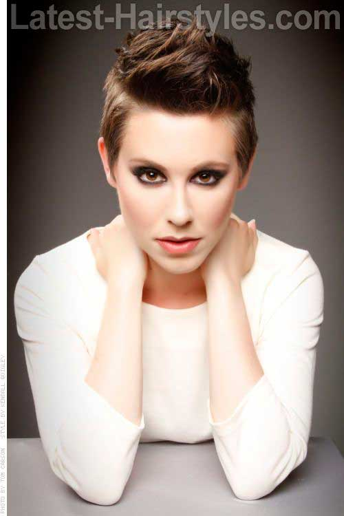 Short Hairstyles for Straight Fine Hair-7