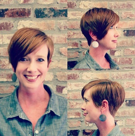 Easy Short Hairstyles for Bangs