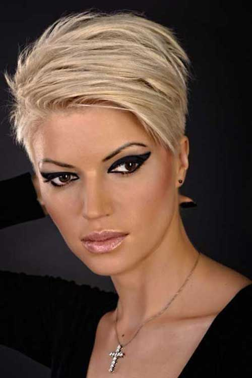Funky Short Haircuts-11