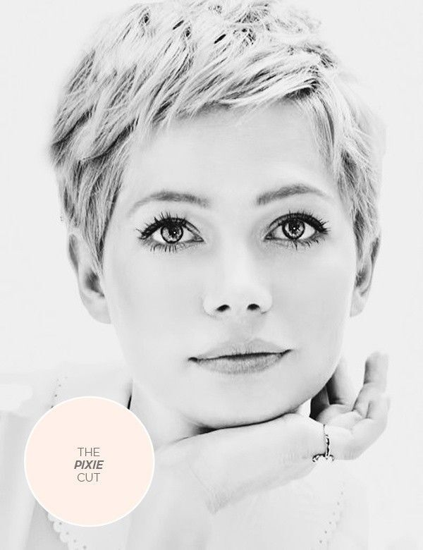 Chic Easy Short Pixie Haircut für Frauen