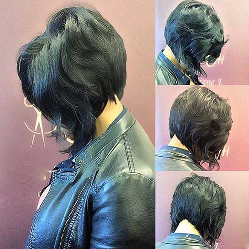 Bob Hairstyles with Weave