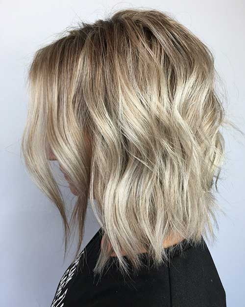 Short Blonde Hairstyles - 31