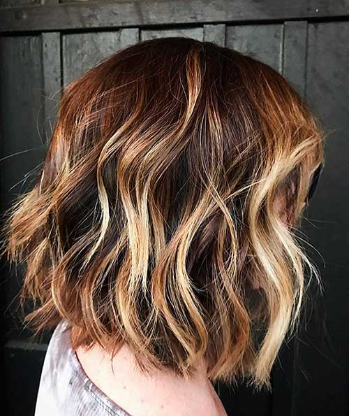 Short Layered Hairstyles 2018 - 19