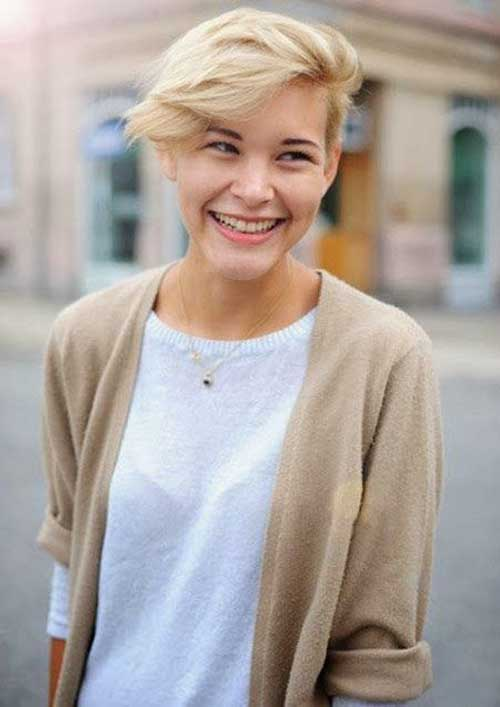 Cute Short Haircuts 2018-22