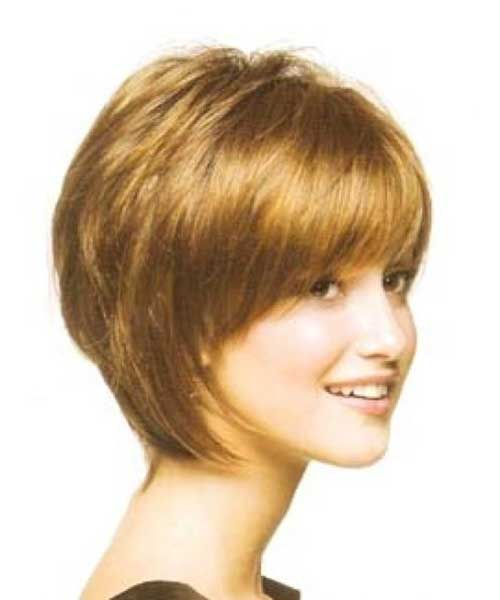 Short Bob with Layers Pictures