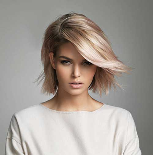 Cool Blonde Bob Hairstyles