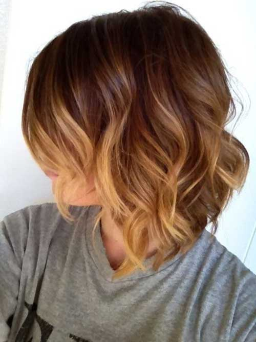 Cute Hairstyles for Short Hair-38