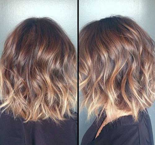 Shoulder Length Bob-13