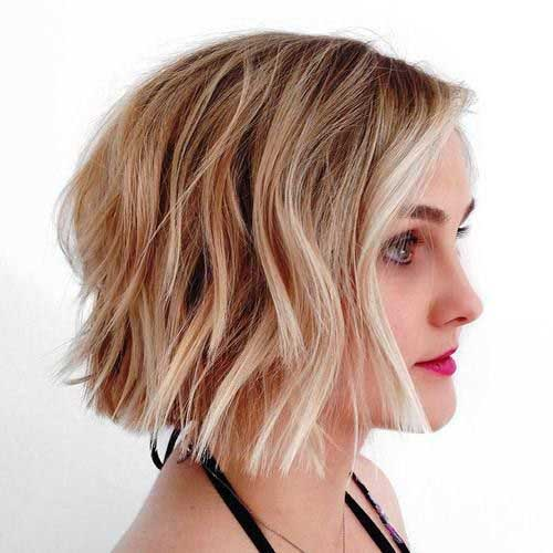 Short Blunt Haircuts-19