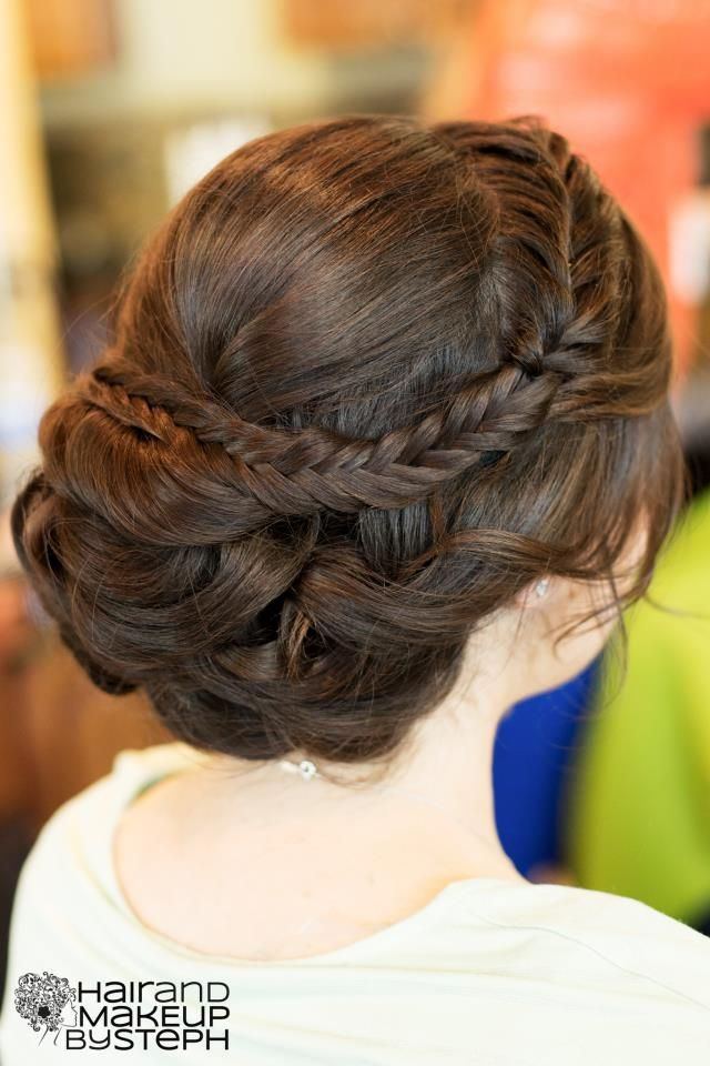 Easy Braid Updo Hairstyles for Women