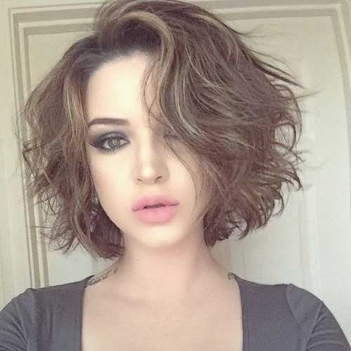 Curly Short Hairstyles-8