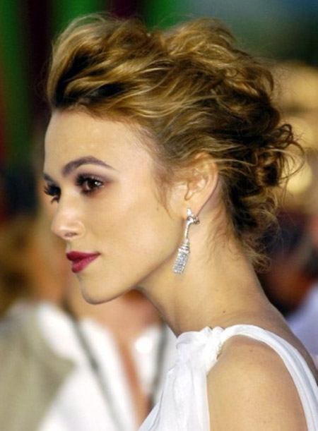 Keira Knightley's Awesome and Fabulous Pixie Cut