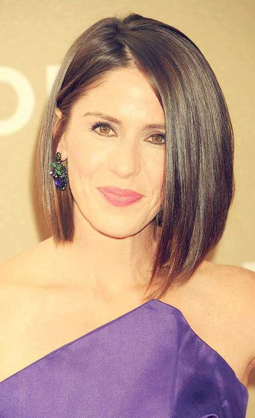 Celebrities with Long Bobs-10