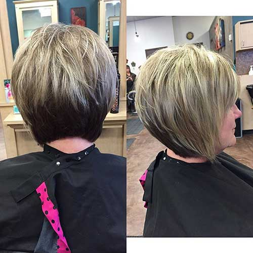 Bobs for Women Over 50-14