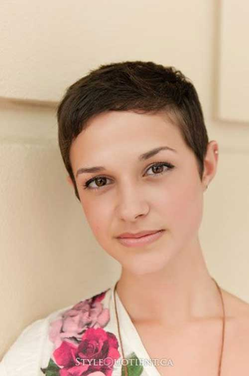 Cute Short Haircuts for Girls-20