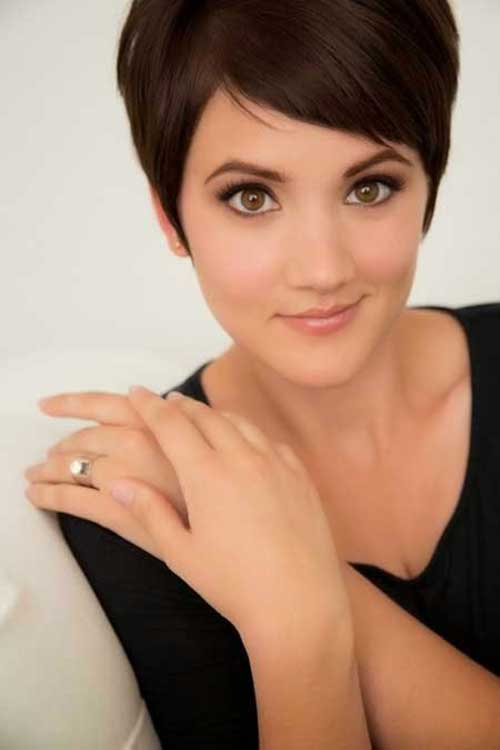 Cute Short Haircuts for Girls-12