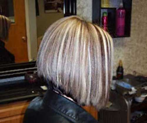 Pictures Of Highlighted Bob Hairstyles