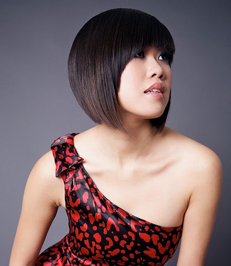 Asian Short Haircuts