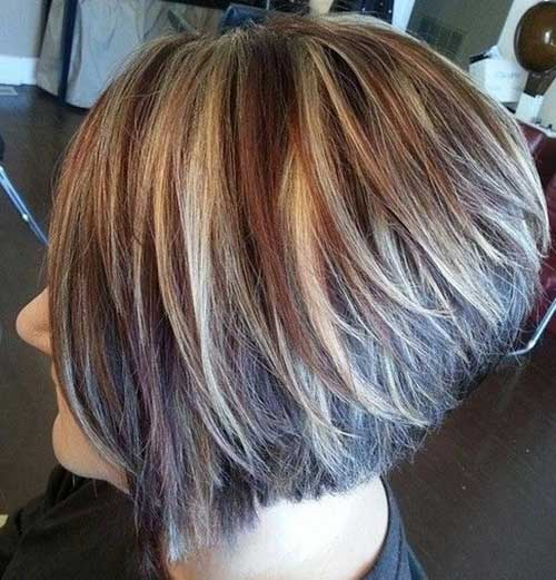 Best Bob Hair Colors