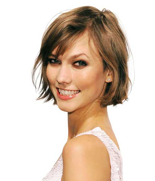 Short Haircuts with Bangs-22