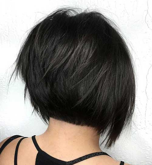 Brunette Short Haircuts-11