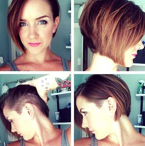 Latest Inverted Bob Haircuts