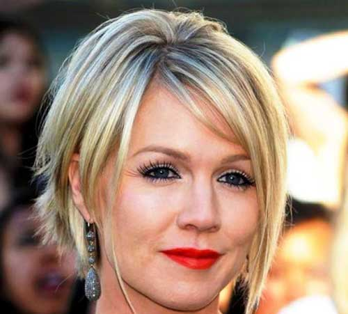 Layered Bob Haircuts for Women Over 40
