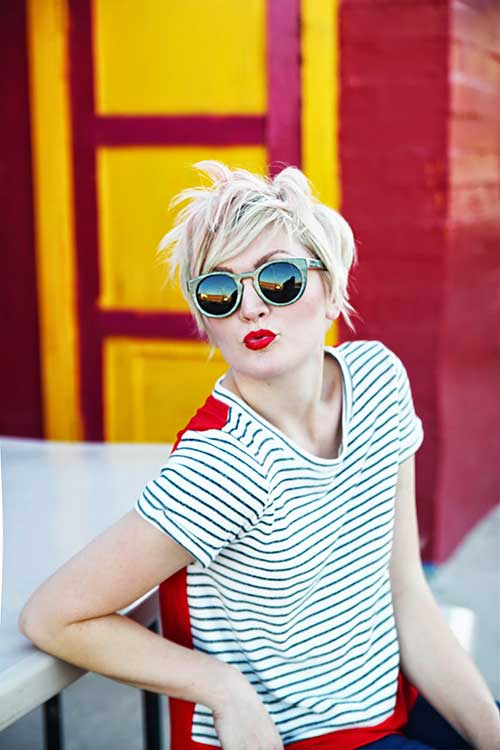Short Hairstyles 2018 Trends-19