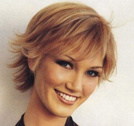 Easy Cute Short Hair Styles