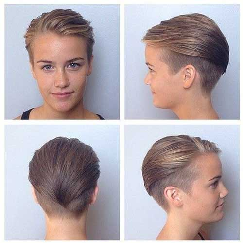 Hairstyles for Short Fine Straight Hair