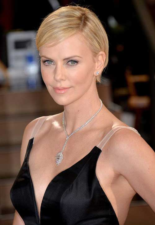 Charlize Theron Pixie Cuts-11