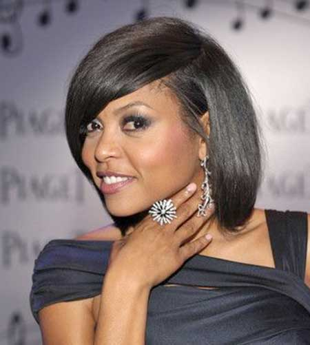Short Bobs Black Hairstyles