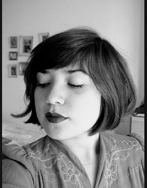Bob Hairstyles with Bangs-13