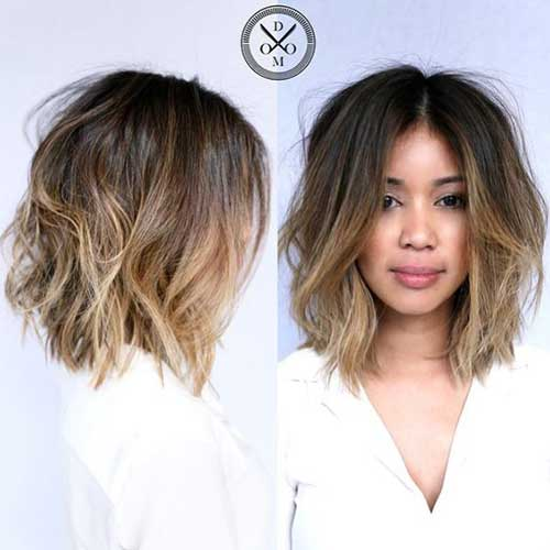 Ombre Short Hairstyles-10