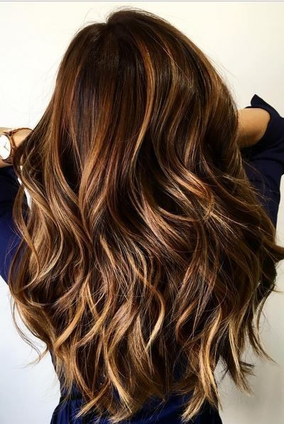 balayage-layered-welly-frisur-long-haircuts-2018-blond-und-zimt-balayage-for-chocolate-brown-hair