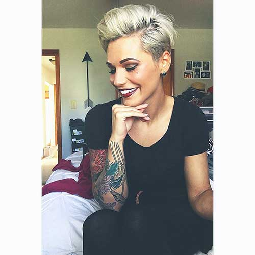 Short Hairstyles 2018 - 32