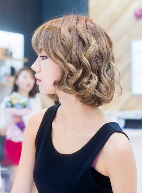Best Korean Bob Hairstyle 2018