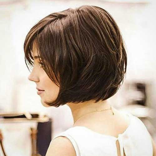 Short Layered Hairstyle - 11