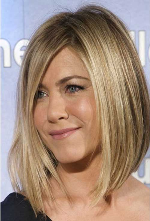 Best Jennifer Aniston Long Bob