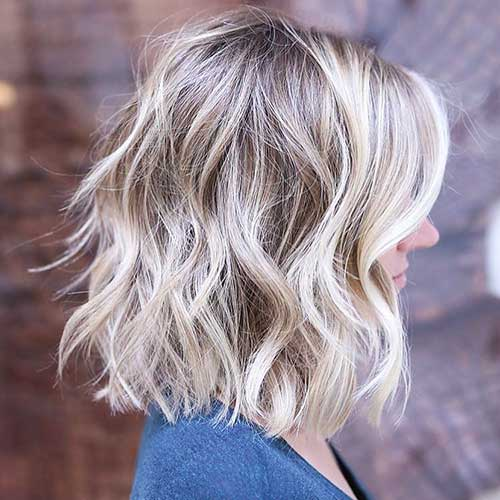 Short Layered Hairstyles - 16