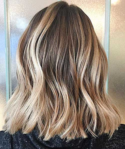 Hairstyle for Short Hair - 30